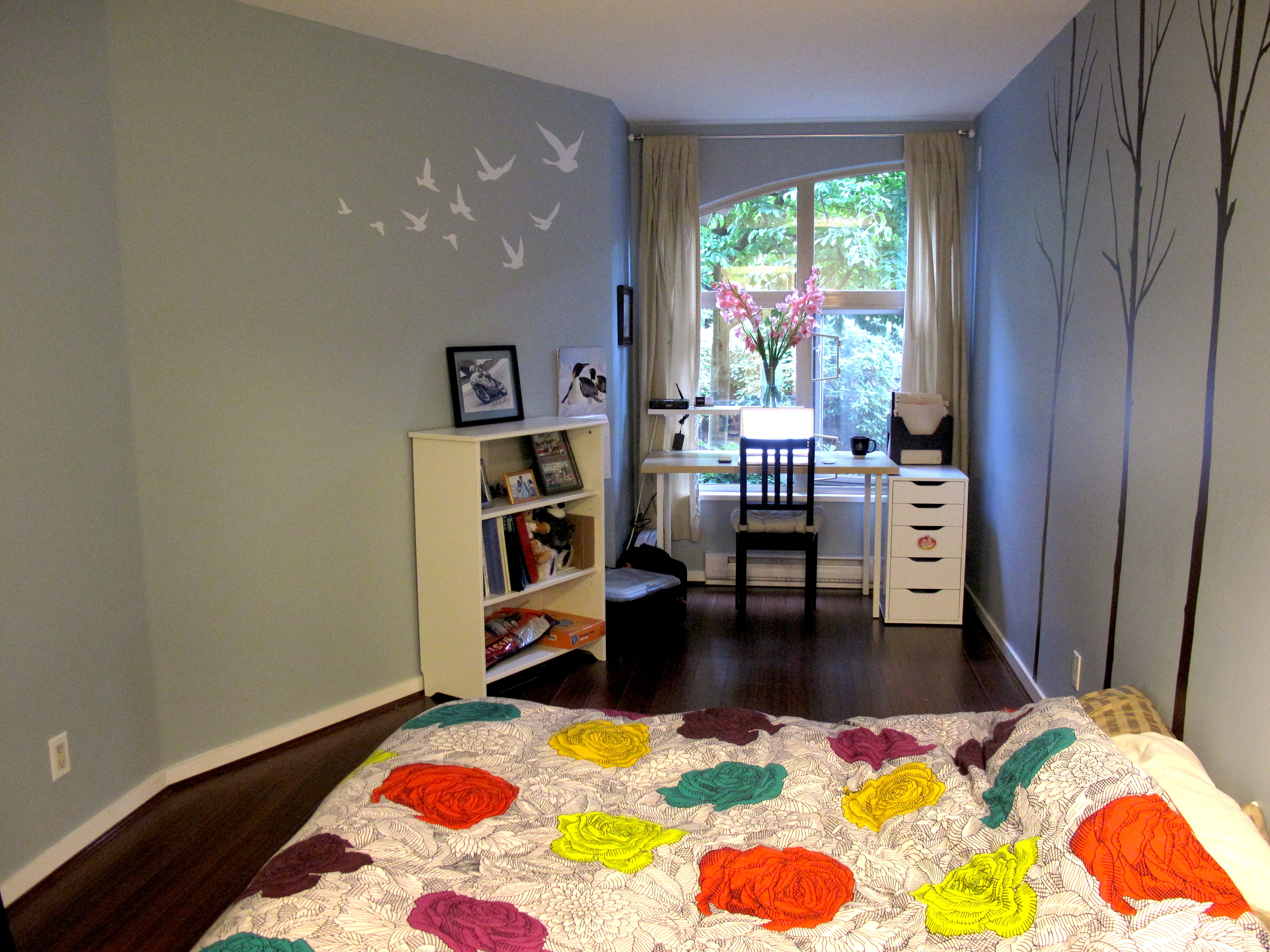 Photos Of My Bedroom And Office Nook Give Me Back My Five Bucks