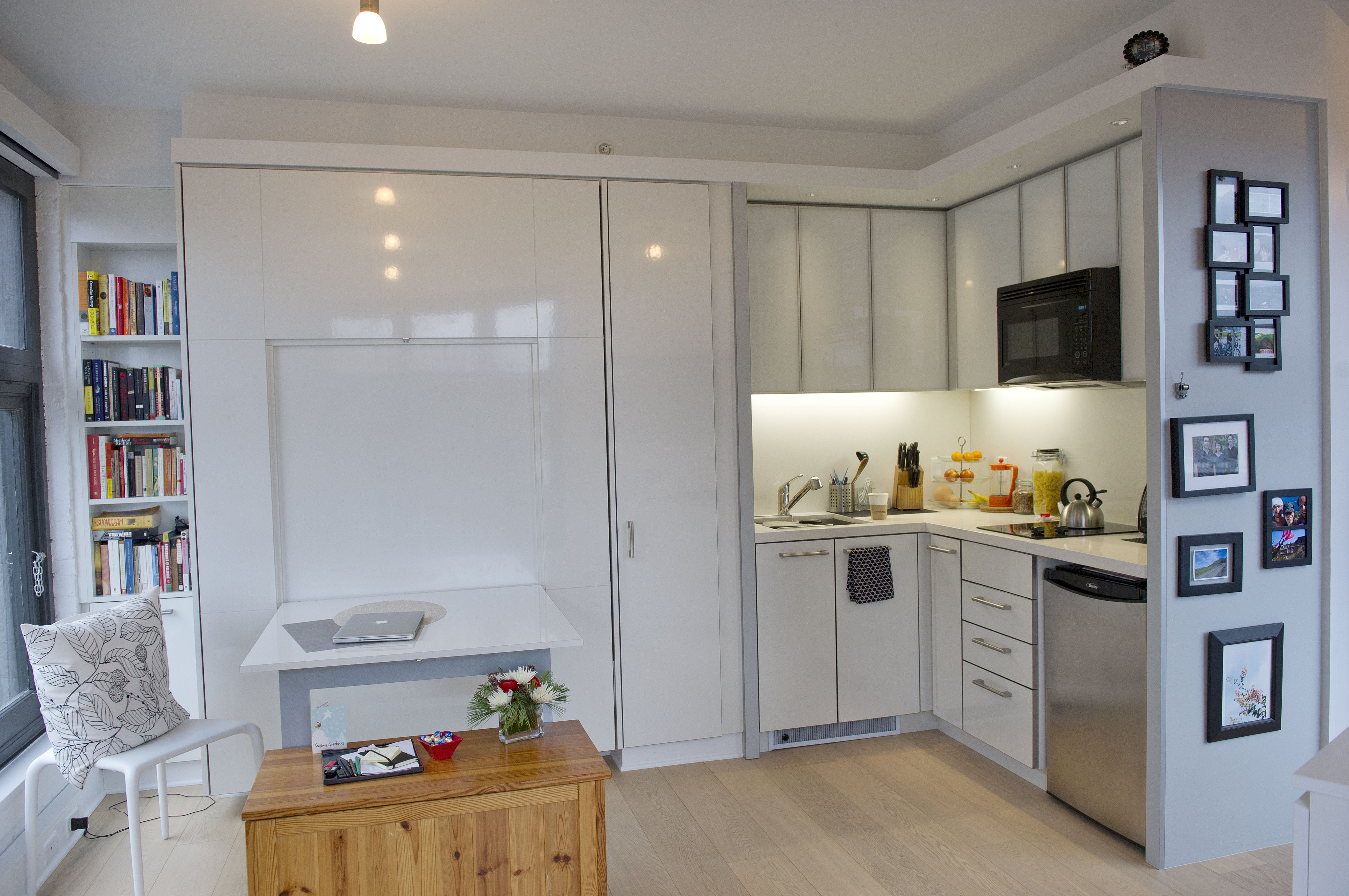 Vancouver micro lofts canada 39 s tiniest rental suites for Micro living apartment