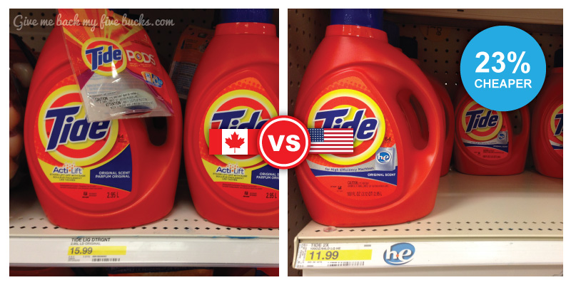 tide vs generic detergent Tide pods is a 3-in-1 laundry solution, that consists of a laundry detergent, stain remover and color protector all in one and the innovative, multi-chamber design.