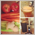 Getting into the habit of juicing every day