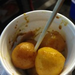 spicy fish balls