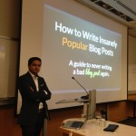 Dev Basu at #CPFC13