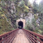 Othello Tunnels in Hope, BC