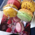 Macarons from Pierre Hermé!
