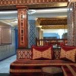My hotel in Casablanca