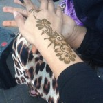 $2.90 for a henna tattoo
