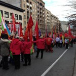 The start of the CNY Parade