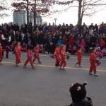 Super cute kids in the parade
