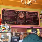 Choices at Voodoo Donuts