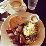 Brunch at Mother's Bistro