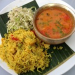 Dinner at Vij's Rangoli :)