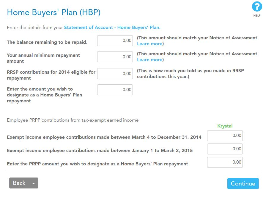 Superb First Home Buyer Plan #1: ... Paying Back The HBP, Because At First, It Seemed Really Confusing. Most  Online Tax Software Is Set Up To Handle HBP Repayments In A User-friendly  Way.